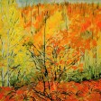 Autumn Landscape, Epping Forest